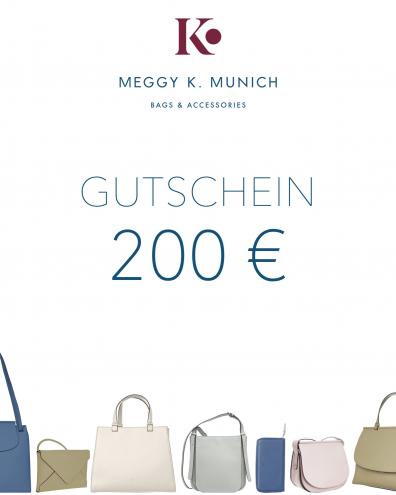 200€ Shop Voucher